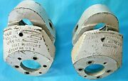 2 Goodyear Aircraft Brake Caliper Housings Ercoupe Forney Air-coupe W/ 6.00-6