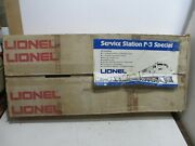 Lionel 1975 Service Station F-3 Special Milwaukee Road Set Sss Set 1579...new