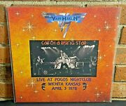 Van Halen - Catch A Rising Star Limited Import Colored Vinyl Lp New And Sealed