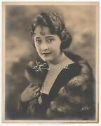 1919 Vintage Clara Kimball Young Original Silent Film Promo Photograph By Witzel