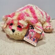 New Bagpuss Cat Yawning Soft Toy New With Tags Plus Sounds