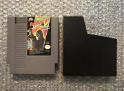 Friday The 13th Ljn - Authentic Nes Nintendo Game Cart Tested And Sleeve