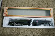Ihc Steam Locomotive And Tender Great Northern 4-8-2 Mountain 3993 Ho Dcc/sound