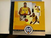 2019-2020 Champion Lakers Ticket Book 2