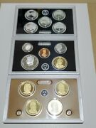 2011 United States Proof Silver 14-coin Set - 6 Set