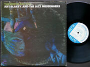 Art Blakey The Witch Doctor Lp Blue Note Bst 84258 Rvg Lee Morgan Wayne Shorter