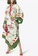 Floral Kaftan Dress- With Tags- Rrp3900 Aud