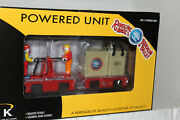 Lionel/k-line 22563 Ringling Bros. Circus Clown Hand Car And Trailer Set
