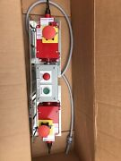 Honeywell 23506204 1cpsa2-f03 Dual Micro Switch Cable-pull Safety Switches