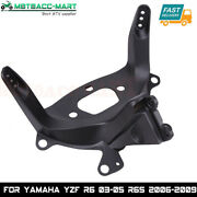 Upper Fairing Cowl Bracket Stay Front Headlight For Yamaha Yzf R6 Yzf R6s 03-09