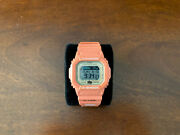 G-shock Glx5600xa-4 In4mation Limited 2009 Salmon