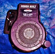Briggs And Stratton--12 H.p. -power Built Engine--parts Only