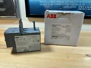 Abb Tf65-47 Thermal Overload Relay 36-47a 1saz811201r1004 Class 10