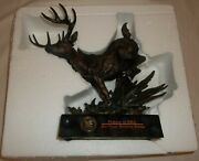 Friends Of The Nra 2010 Sponsor Big Game Statue Revered Whitetail Deer 16908