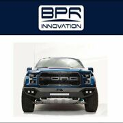 Fab Fours For 17-18 Ford F-150 Vengeance Series Bumpers - Ff17-d4351-1