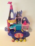 Fisher Price Little People Disney Princess Songs Palace Belle Snow White Dwarves