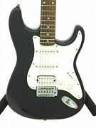 Fender S1 Starcaster Blk 2003 Used Entry Series Made In Asia Factory