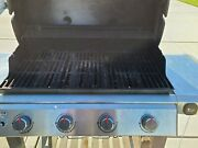 Used Weber Genesis® Ii E-410 Gas Grill Natural Gas Hookup