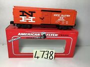 American Flyer, 6-48322 New Haven Boxcar,s Ob