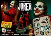 The Joker 13 Scale Limited Edition Exclusive Statue By Prime 1 Studio Sideshow