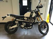 Total Triumph Vance And Hines Scrambler 1200 Full Shortie Exhaust System - New