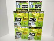 As Seen On Tv Easy To Use Wipe-it Kit Wipe New For Home And Outdoor 4 Boxes