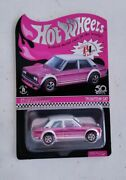 Hot Wheels 71 Datsun 510 Pink Rlc 2018 National Convention Party Car