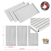 Bbq Gas Grill Cooking Grates 3-pack For Charbroil Tru Infrared 3 Burner Grills
