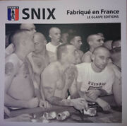 Rare And Hard To Find Lp Snix - Live Bruxelles 27/10/1984 - Skins Rock-o-rama