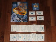 Lord Of The Rings The Return Of The King Empty Merlin Album And Complete Loose Set