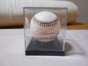 Ichiro 2001 Seattle All-star Official Ball Early Autographed Ball By Ems K1160