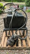 Buyers 3 Pt Pto Hydraulic Power Unit / Power Pack Tractor Erskine