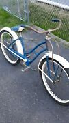 Jc Higgins Bicycle Vintage Collectable 1950s-60s Lady's Girl's Made In Germany.