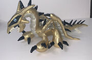 Htf Toy Vault Golden Dragon Plush Here Be Monsters 20andrdquo Long 08011
