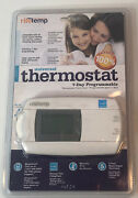 Ritetemp Universal Programmable Thermostat 6025 Large Led Backlit Display - New