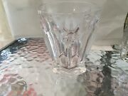 Butterfly Meadow Bees Double Old Fashioned Clear Glass Tumbler By Lenox Set Of 3