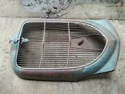 1935 Or 1936 Ford Pickup Truck Radiator Grille Shell Hot Rod Rat Panel 35 36