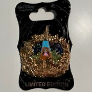 Disney D23 Expo Wdi Splash Mountain Stained Glass Pin, Le 300, Mog, New, Brer