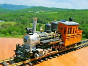 Lgb 20252 Lake George And Boulder Steam Loco 25 With Sound G Scale