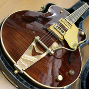 Gretsch G6122t-59 Vs 59 Chet Atkins Country Gentleman Vintage Select Edition 201