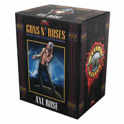 Axl Rose Gunand039s N Roses - Sold Out - Rock Iconz Statue - Knucklebonz