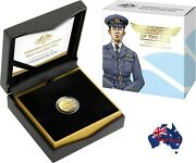 2021 10 Heroes Of The Sky Royal Australian Air Force 1/10oz Gold Proof Coin