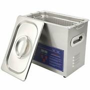 Ps‑20a 3.2l Ultrasonic Cleaner With Heater Timer 304 Stainless Steel Ultrason...