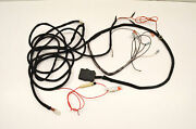 Fisher 8275, 62440 Control Harness