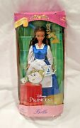 Disney Beauty And The Beast My Favorite Fairytale Collection Belle Doll Iob Vtg