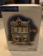 Department 56 Snow Village Christmas Time Post Office Read Comment