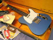 Used Fender New American Vintage And03964 Lpb / Selected By Koeido Free Shipping