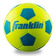 Franklin Sports Foam Soccer Ball - Perfect For Practice And Backyard Play - B...