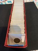 Indian Head Cent One Full Mixed Dates Very Nice Condition See Picturesno Reserv