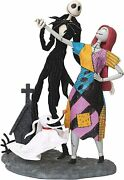Dept 56 Nightmare Before Christmas Jack, Sally And Zero By Possible Dreams Nib